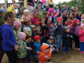 День защиты детей в д.Дорогино