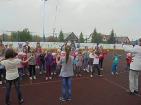 День защиты детей в д.Кириллово